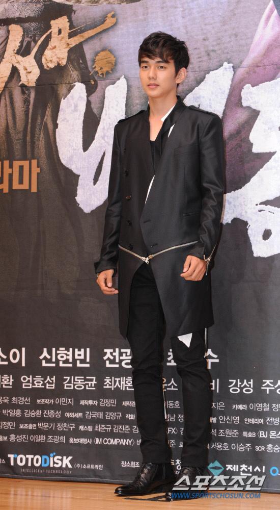 俞承豪有望出演SBS新劇 官方:正在積極討論