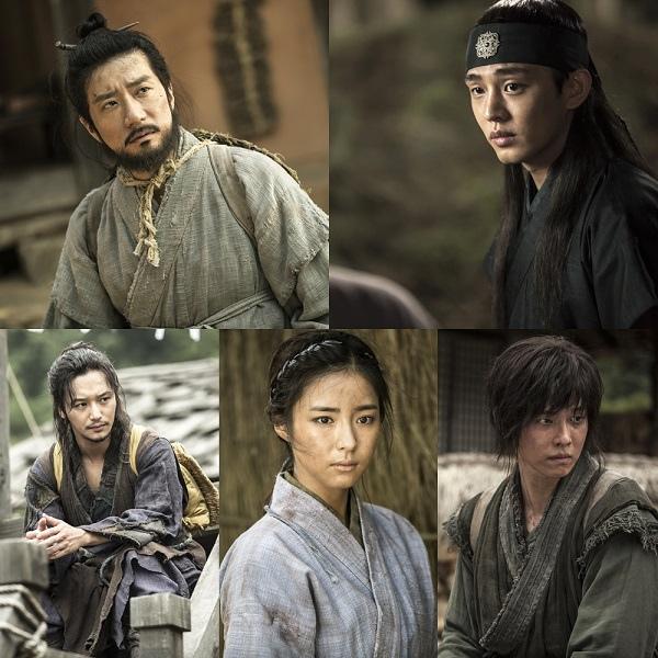《六龍飛天》主要演員終登場 將上演五龍聚首