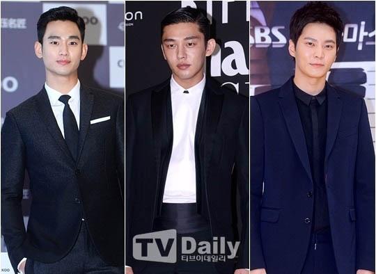 《名單公開2015》十年後最受期待演員:劉亞仁、金秀賢、周元 _1