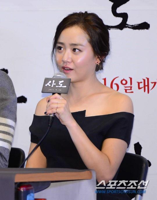 文瑾瑩:希望與蘇志燮前輩合作拍戲