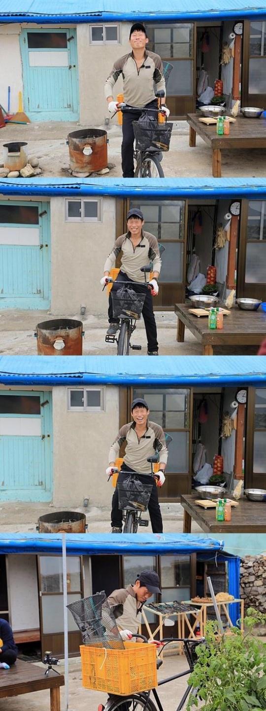 《三時三餐漁村篇2》柳海真片場照 「黑馬」誕生