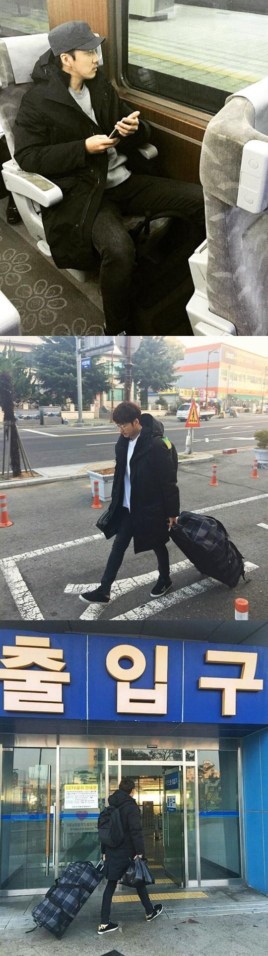 尹繼相成《一日三餐》最後的客人 14年來綜藝首秀