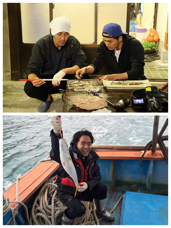 《三時三餐漁村篇2》柳海真疲勞罷工 李陣郁反釣大魚
