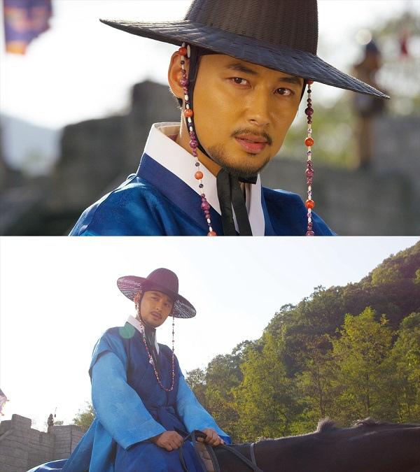 《蔣英實》李志勳劇照 朝鮮時代的「薩里耶利」