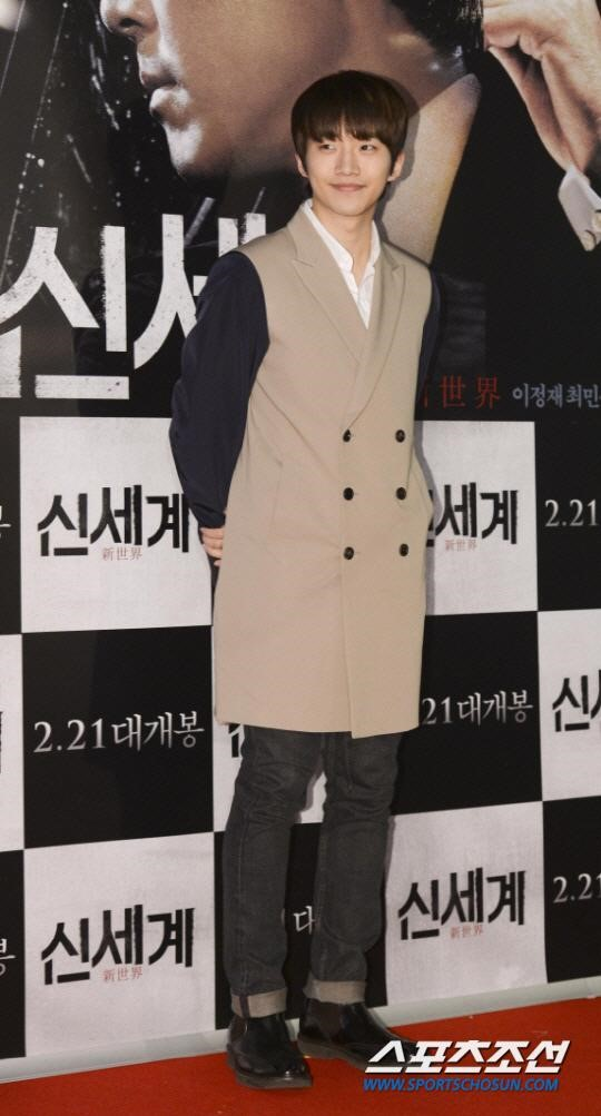 2PM俊昊出演tvN新劇 飾李聖旻助手引期待
