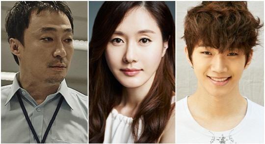 tvN特別企劃《記憶》 李聖旻俊昊等人岀演