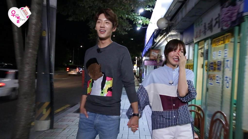 《我們結婚了4》郭時暘金素妍演繹甜蜜姐弟戀 _2