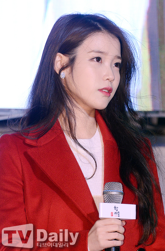 IU或將加盟韓版《步步驚心》扮「若曦」 積極商討中