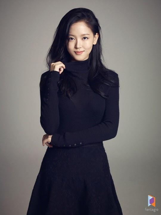 姜漢娜出演韓版《步步驚心》 飾演太祖女兒
