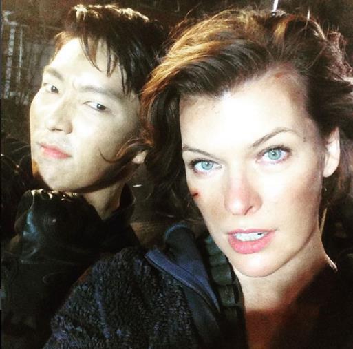 李準基出演《惡靈6》緣由 曾收到導演出演邀請郵件