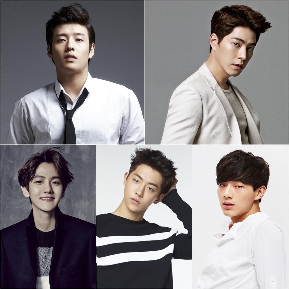 EXO伯賢、姜河那、洪宗玄、南柱赫加盟《步步驚心:麗》飾皇子