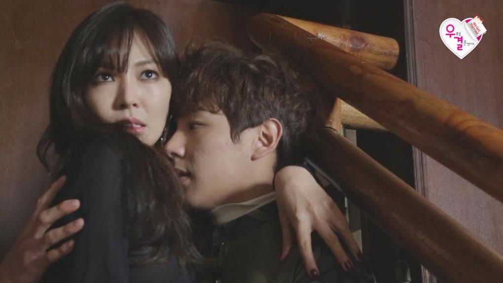 金素妍郭時暘親昵出演《我們結婚了4》 _3