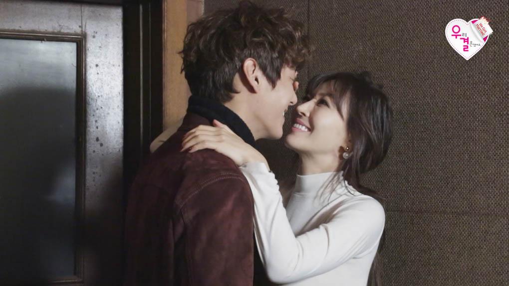 金素妍郭時暘親昵出演《我們結婚了4》 _4