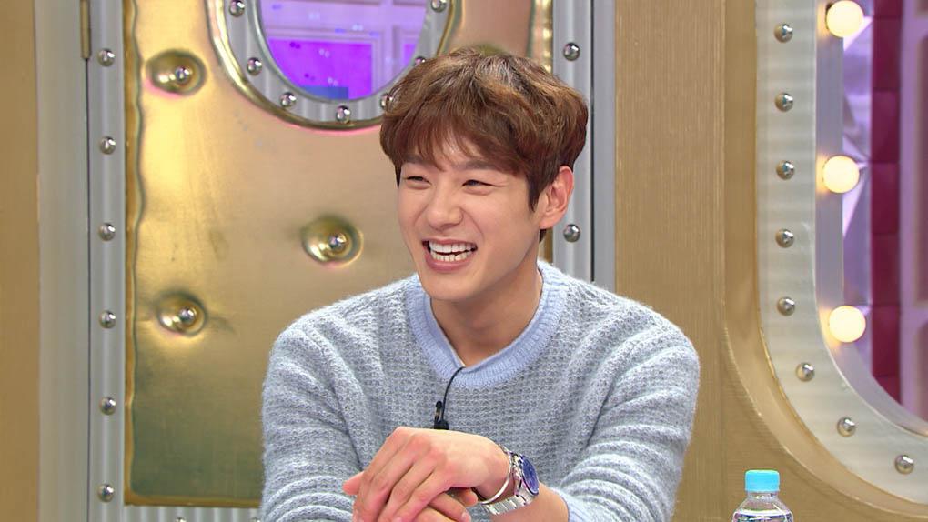 郭時暘上《Radio Star》自爆曾是SM娛樂練習生