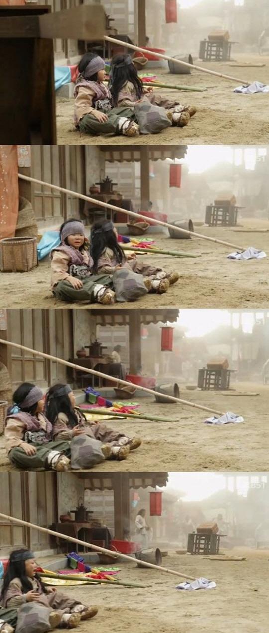 宋一國三胞胎客串歷史劇《蔣英實》