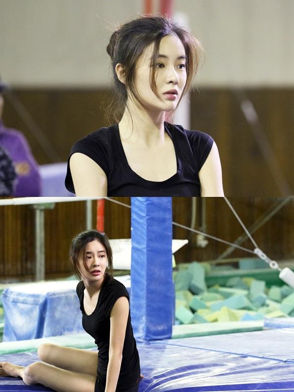 新人演員李先彬出演《Madame Antoine》 飾演體操選手瑪麗