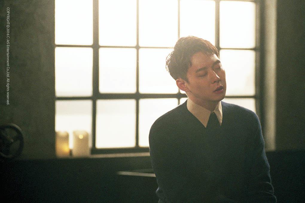 JYJ朴有天首推個人專輯 入伍前錄製_5