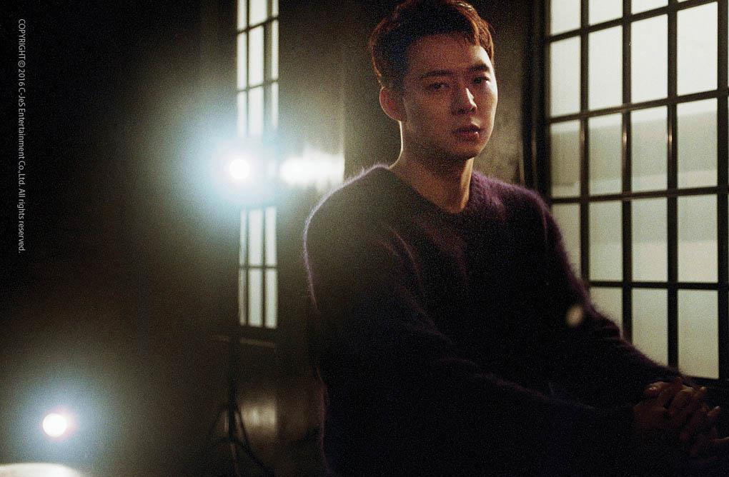 JYJ朴有天首推個人專輯 入伍前錄製_3