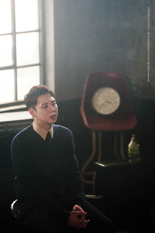 JYJ朴有天首推個人專輯 入伍前錄製_4