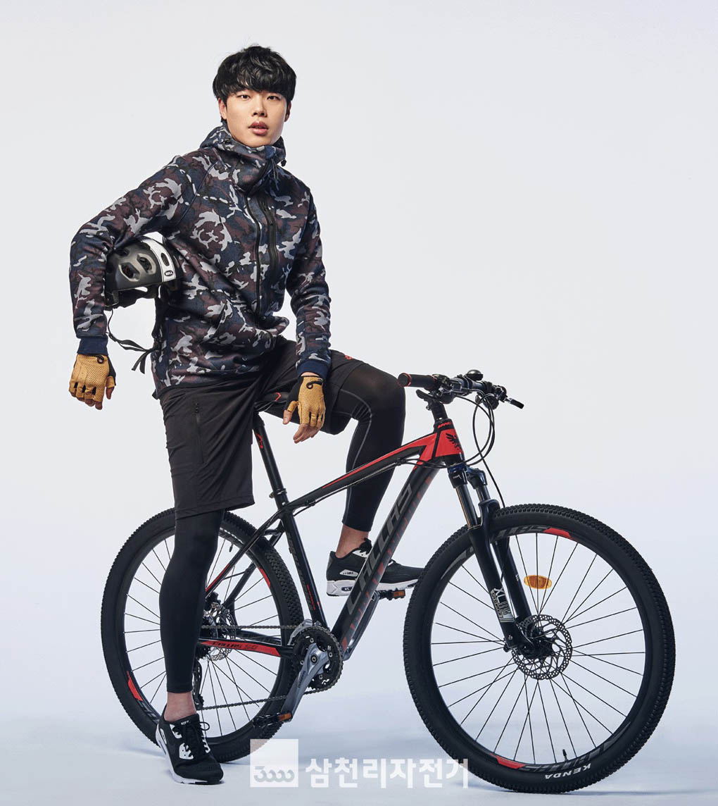 柳俊烈進軍廣告界變運動型男 _6
