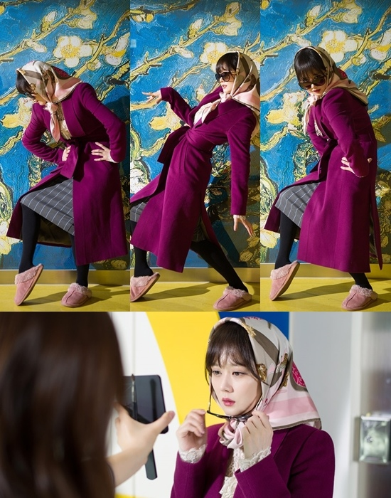 《再一次Happy Ending》張娜拉挑戰高難度時尚! 雷人爆笑