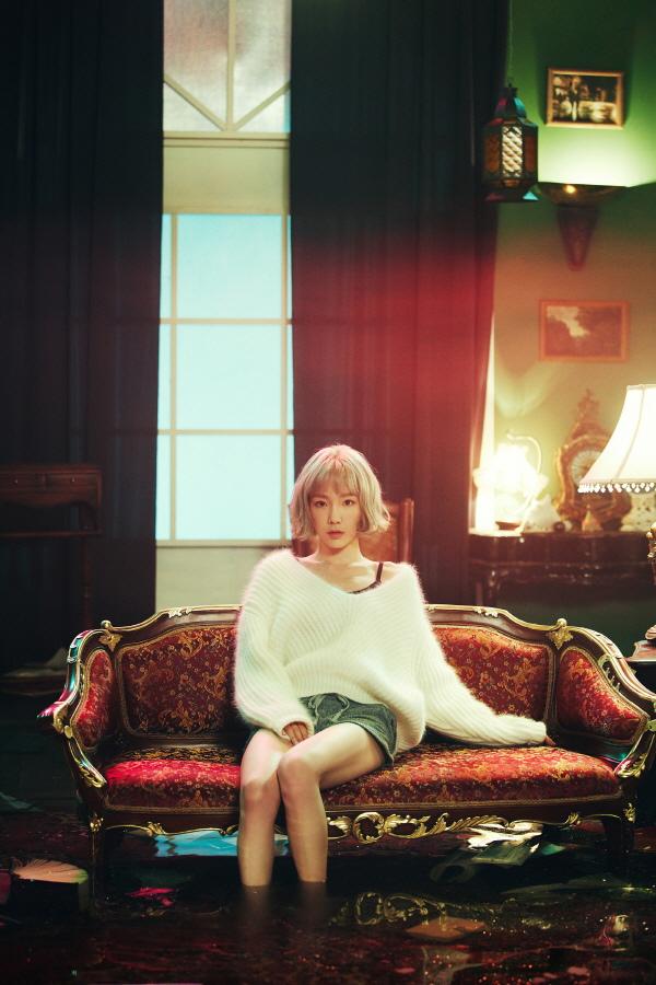 少女時代太妍單曲專輯《Rain》今晚公開音源及MV _1