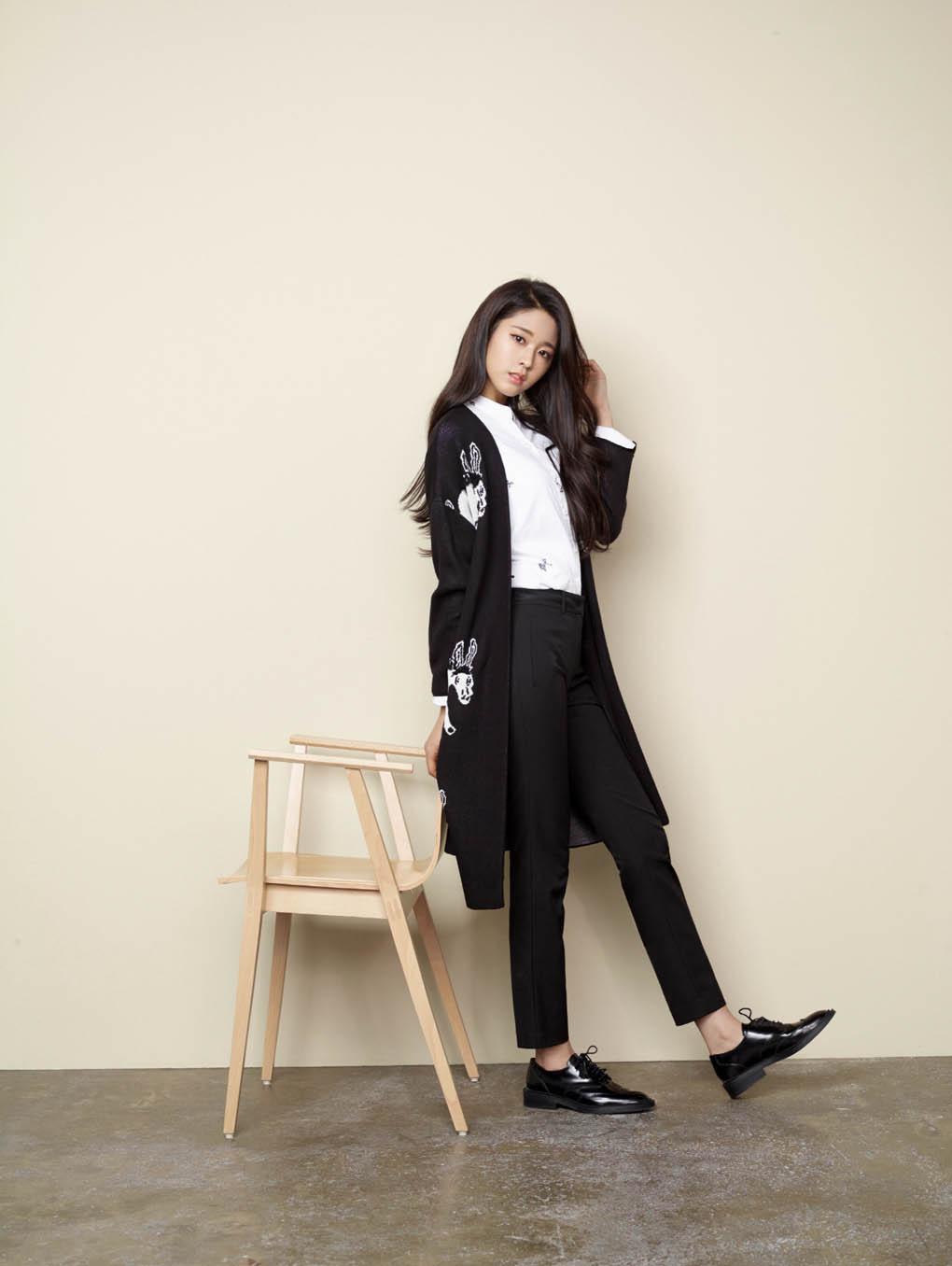 周元&AOA成員雪炫_mind bridge_2016_5