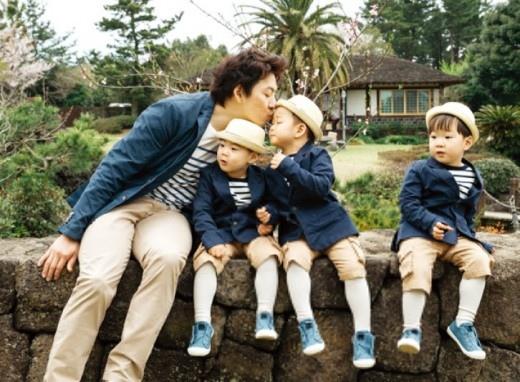 宋一國談《蔣英實》:有教育意義與三胞胎一起觀看