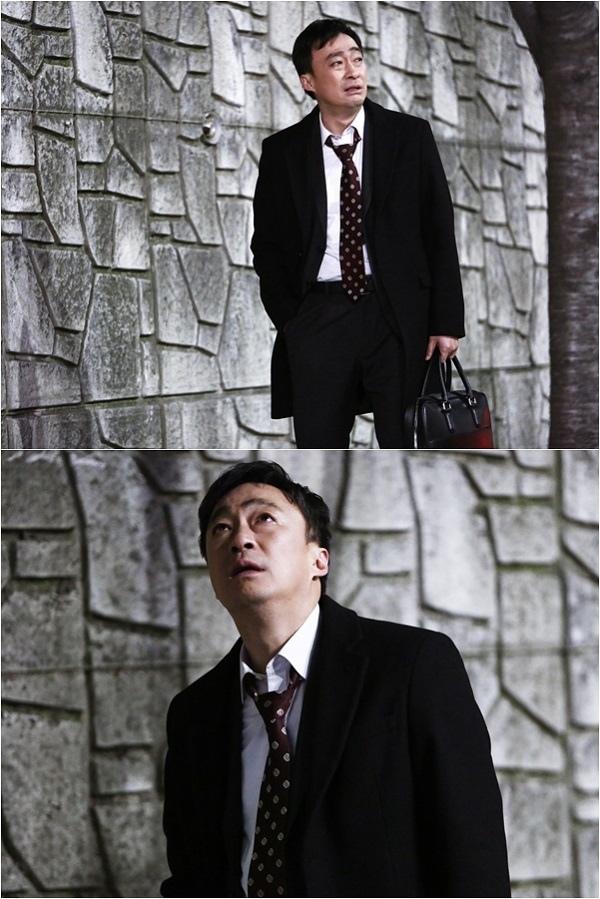 《記憶》李聖旻新劇照公開 路邊咆哮空餘恨