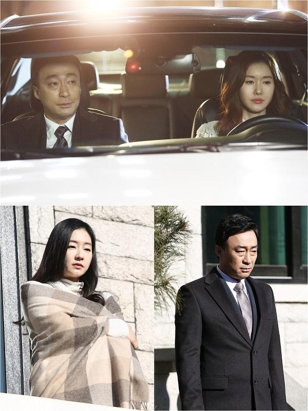 《記憶》發布新劇照 李聖旻陷入兩位妻子的糾葛