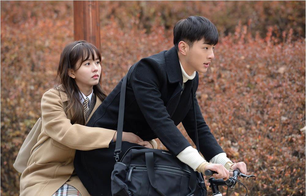 《Page Turner》金所炫金志洙單車約會劇照公開 _1