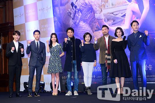《太陽的後裔》未播先賺飽 打破韓劇新紀錄