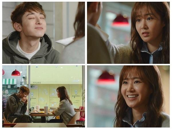 《鄰家英雄》李洙赫Yuri初次約會 氣氛甜蜜浪漫