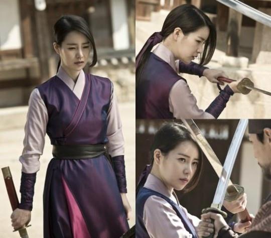 《大撲》林智妍初登場 變身美貌女刀客