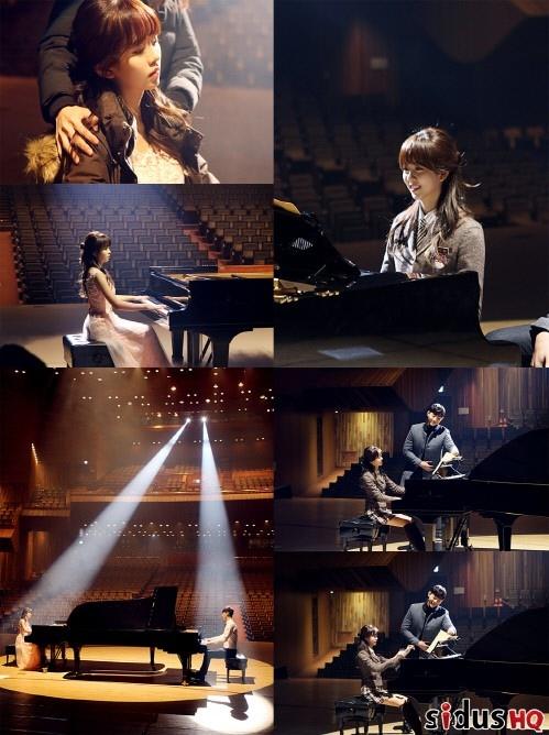 《Page Turner》金所炫劇照公開 鋼琴少女盡顯優雅