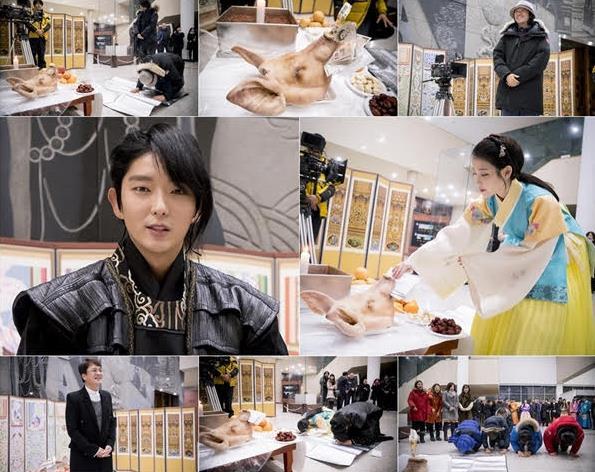 李準基IU出席《步步驚心:麗》開拍祭祀 確定下半年播出
