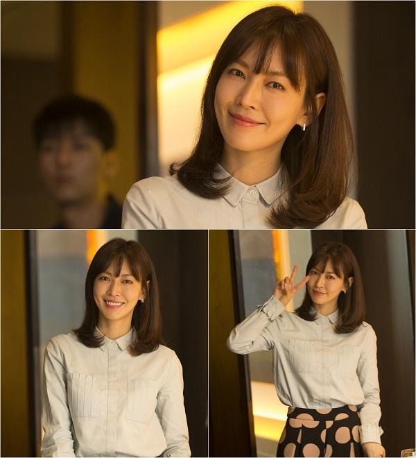 《家和萬事成》公開金素妍片場照 充滿可愛魅力