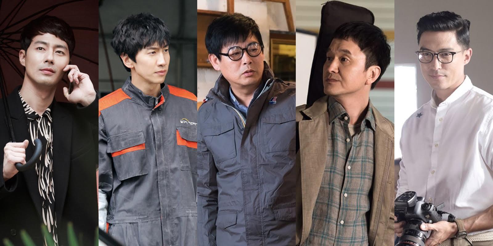 趙寅成、李光洙、成東日等人客串tvN新劇《Dear My Friends》