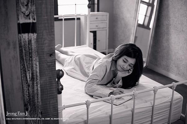 鄭恩地專輯《Dream》奪週排行榜首 solo出輯成績優異