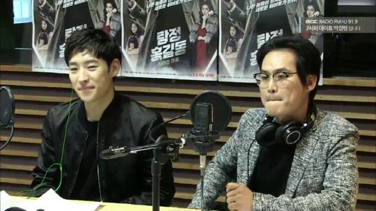 李帝勳做客廣播節目 稱期待《Signal》出續集