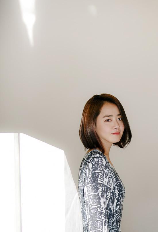 文瑾瑩接拍電影《玻璃庭院》 重返大銀幕