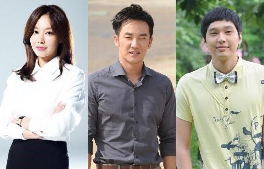 金亞中嚴泰雄池賢宇加盟SBS新劇 6月22日首播