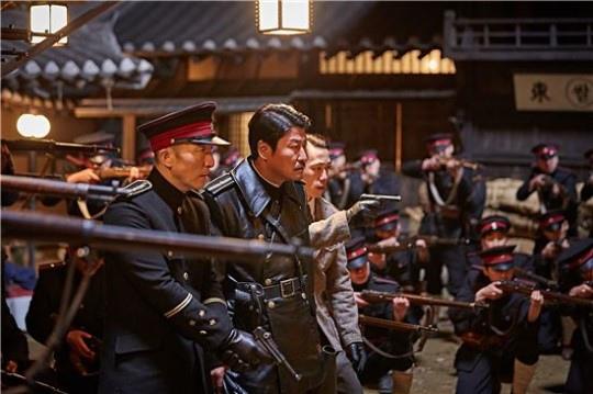 宋康昊主演電影《密探》殺青 有望於下半年上映
