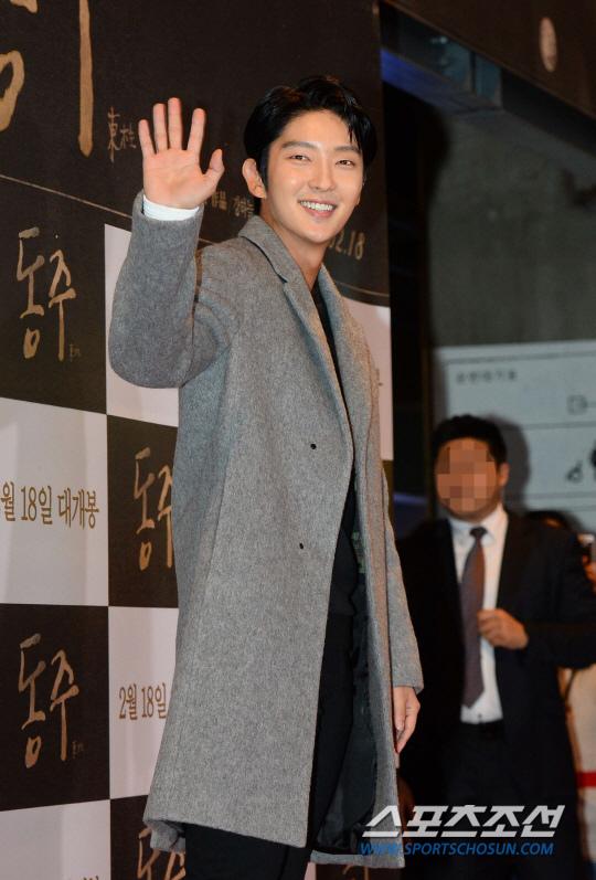 李準基主演中國電影 8月正式上映