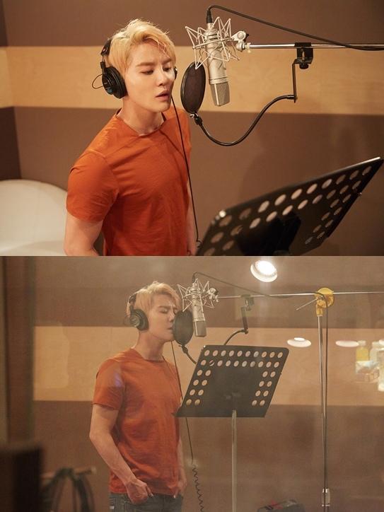 金俊秀獻聲《羅曼史》OST 演唱柳俊烈主題曲