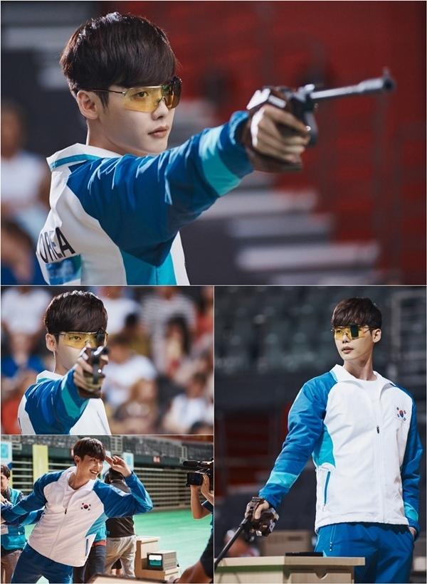 《W》發劇照 李鍾碩變身韓國代表參賽