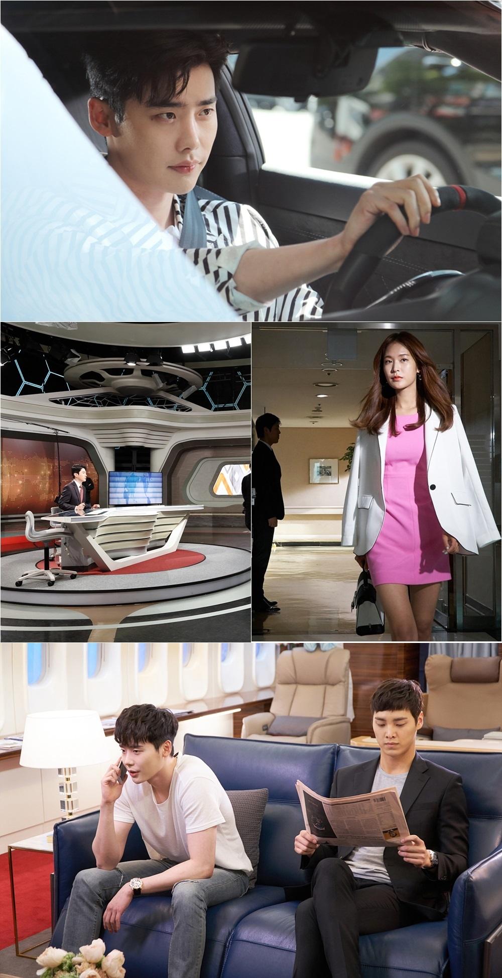 《W》最新劇照發布 李鍾碩的奢華日常公開