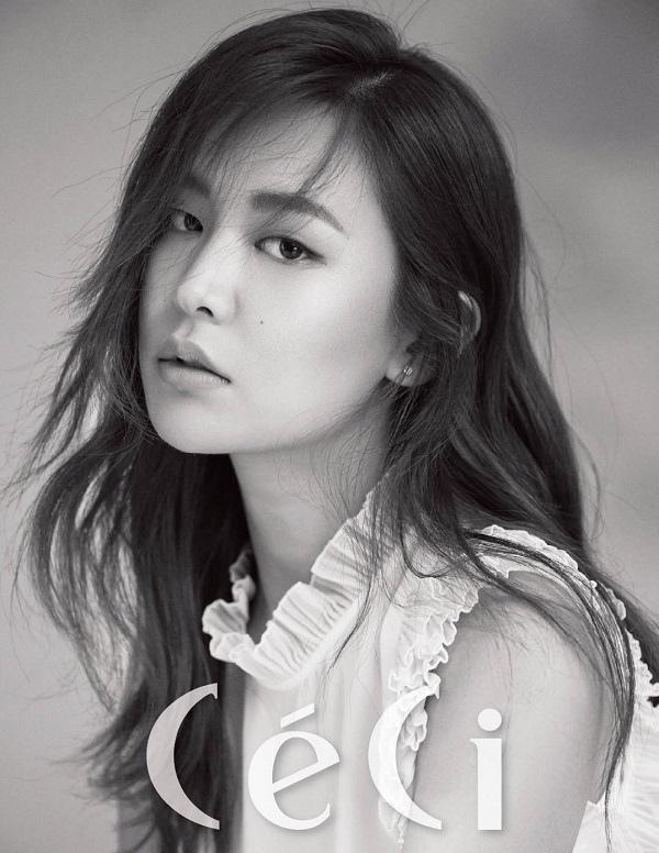 鄭幼珍最新寫真發布 談與李鍾碩新戲《W》