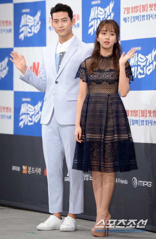 《鬼神》金所炫被調侃招anti粉絲 玉澤演稱希望扮鬼嚇2PM