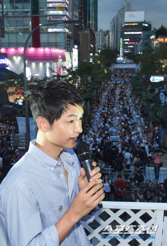 宋仲基_2016「Hite One-Shot Wave Festival」啤酒節_11